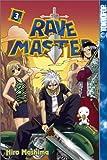 Rave Master Volume 3 (RAVE MASTER (GRAPHIC NOVEL))