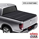 Extang Solid Fold 2.0 Hard Folding Truck Bed Tonneau Cover  | 83590 | Fits 2017-20 Honda Ridgeline 5' Bed,Black