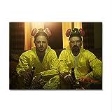 LaMAGLIERIA Poster Breaking Bad Walt&Jesse - Posterdruck