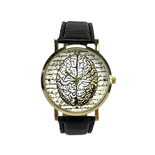 Woodstock Zambon - Orologio 'Vintage Brain'