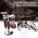 Seguridad, elegante sistema de afeitado suave de la barba de los hombres, confiable eficiente para el hogar del peluquero del salón