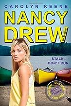 علي ، كتاب مكتوب عليه Don 't Run: ثلاثة في Malibu mayhem trilogy (Nancy Drew (كافة جديدة) للفتيات المحقق)