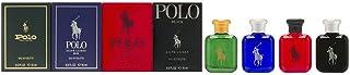 Ralph Lauren Polo Variety 4 Piece Mini Gift Set