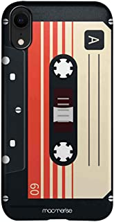 Macmerise IPCIXRPMI0328 Casette Black - Pro Case for iPhone XR - Multicolor (Pack of1)
