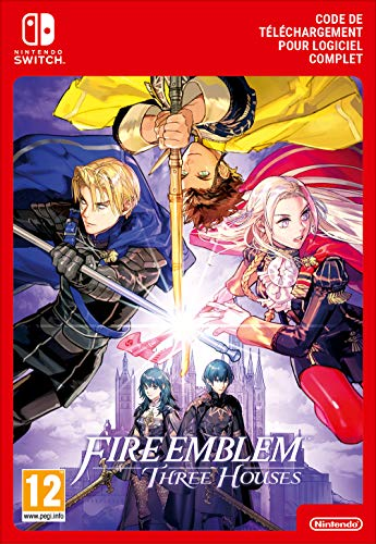 Fire Emblem: Three Houses | Nintendo Switch – Code jeu à télécharger