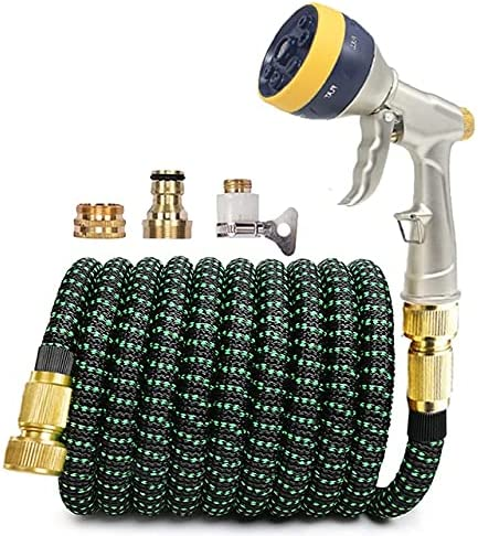 YSJJVDS Hose Pipe Garden Free shipping on posting reviews Water Expandable Kit Wat Import Magic Gun