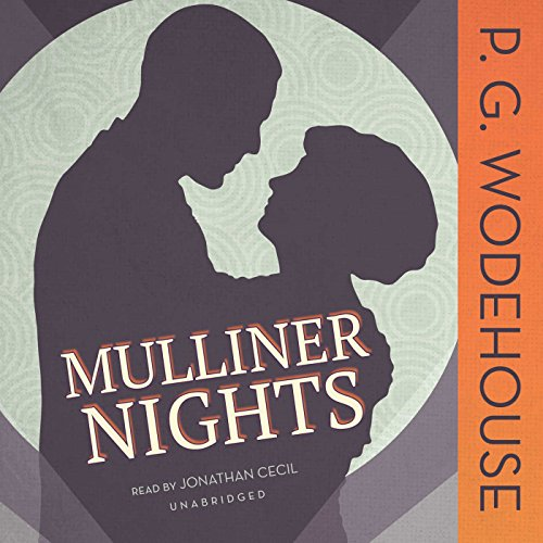 Mulliner Nights audiobook cover art