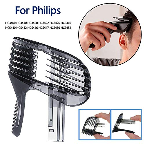 Fancylande tondeuse trimmer baard limieten kam scheerapparaat bevestiging voor Philips HC3400 HC3410 HC3420 HC3422 HC3426 HC5410 Wonderful