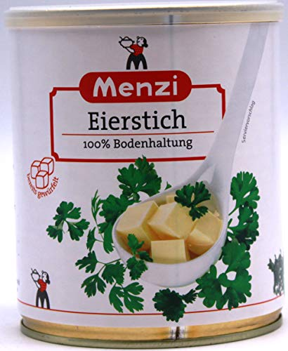 Menzi Eierstich gewürfelt, 6er Pack (6 x 800g)