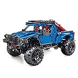 IIKA Technic - Bloques de construcción para Ford Raptor, 1630 unidades de vehículos deportivos personalizados compatibles con Lego Technic