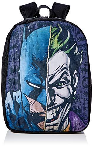 BB Designs Europe Limited Unisex-Adult Batman and Joker Adult Printed Backpack Backpack Multicolour (Black)