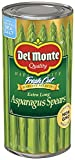 Del Monte Canned Extra Long Asparagus Spears, 15 Ounce