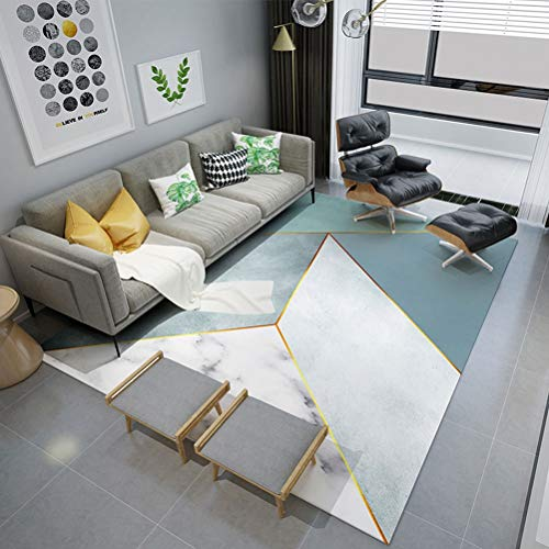 XBDD - Alfombra tradicional para salón (100 x 160 cm), diseño de...