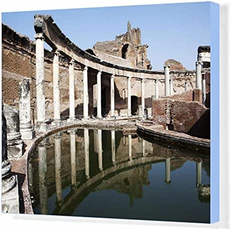 price OFFicial mail order robertharding 20x16 Canvas Print of Maritime Villa Theatre Adri