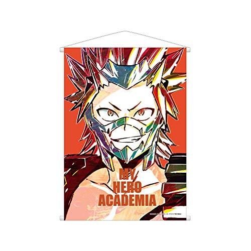 僕のヒーローアカデミア 切島鋭児郎 Ani-Art タペストリー 約縦72.8cm×横51.5cm