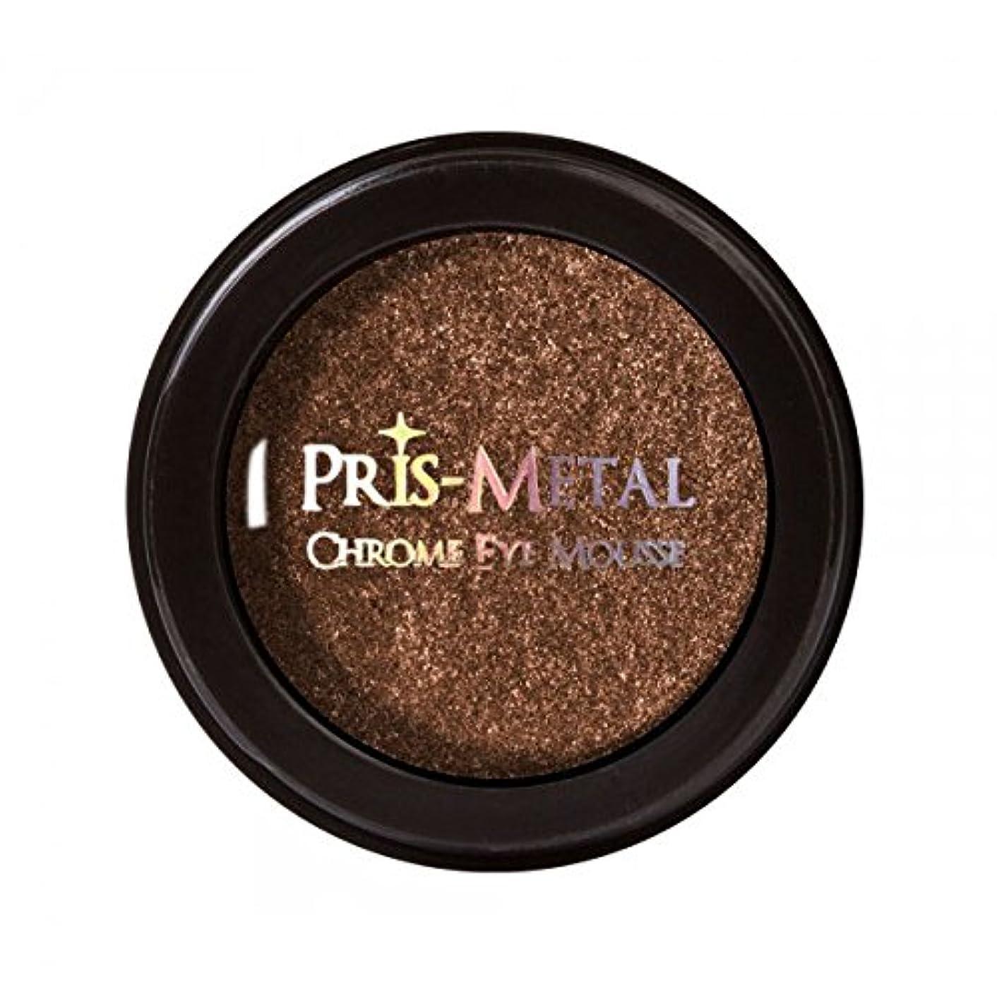 傀儡定説準備する(6 Pack) J. CAT BEAUTY Pris-Metal Chrome Eye Mousse - Coil Braid (並行輸入品)