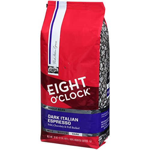 Eight O'Clock Whole Bean Coffee