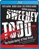 Sweeney Todd: Demon Barber Fleet Street in Concert [Blu-ray] [Import]