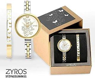 Zyros Analog Watch Set For Women