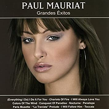 Paul Mauriat. Grandes Exitos