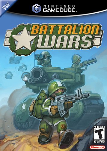 Battalion Wars (Version UK)