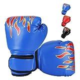 DTOWER Mini Boxing Gloves for Training, Sparring, Kickboxing & Fighting, Kids Boxing Gloves for...