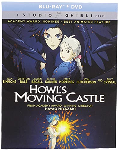 Howl's Moving Castle [Blu-ray]