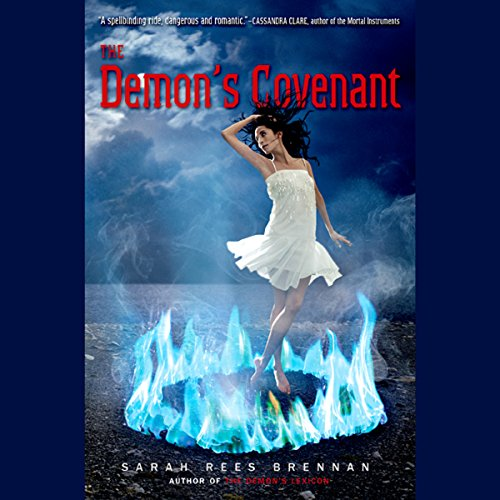 The Demon's Covenant audiobook cover art