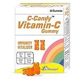 DR. MOREPEN Vitamin C Gummies For Kids, Immunity Booster Vitamin Supplement Orange Candy