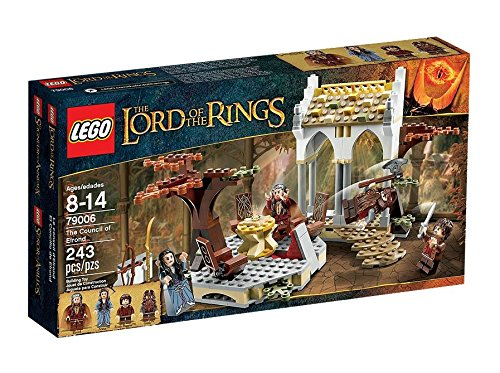 LEGO - The Council of Elrond, Lord of The Rings (79006)