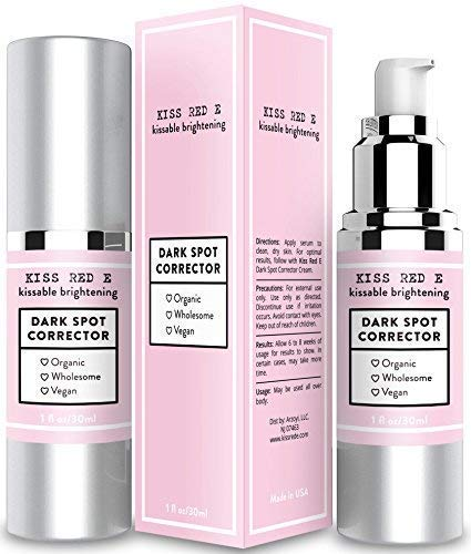 Kiss Red E Dark Spot Corrector Cream for face