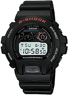 Casio G-Shock Black Digital Dw6900-1 Watch