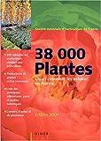 38000 plantes - Edition 2001