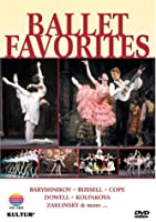 Ballet Favorites [DVD] [Import]