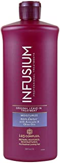 INFUSIUM, Leave-in-Treatment, Moisturize and Replenish, 33.8 oz, (ea.)
