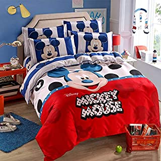 Best mickey mouse bedding single Reviews