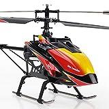 DBXMFZW 2.4g Aircraft, helicóptero de control remoto de 4 canales, aeronave de avión grande de un...
