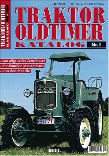 Traktor Oldtimer Katalog I