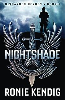 Nightshade (Discarded Heroes) (Volume 1)
