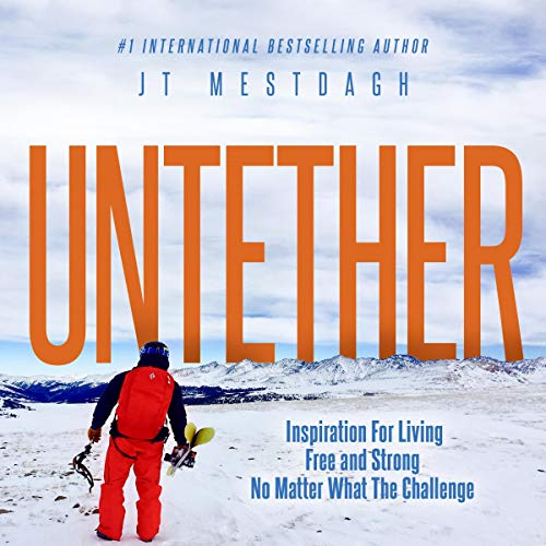 Untether audiobook cover art
