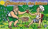 Fanshop Lünen Fahne - Flagge - Grillmeister des Jahres - Garten - Grill - Würstchen - Bier - 90x150 cm - Hissfahne mit Ösen -