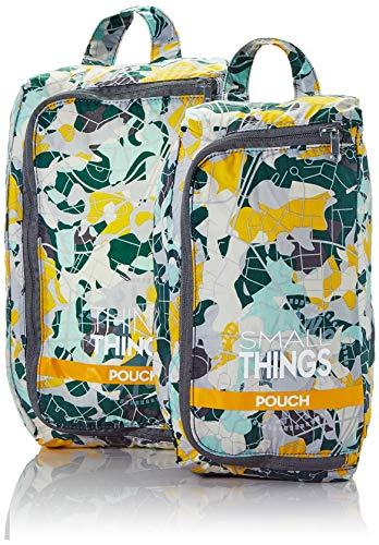 Kipling PACK THINGS Organizer per valigie, 1 cm, liters, Multicolore (Camo Map)