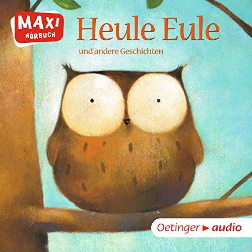 Heule Eule audiobook cover art