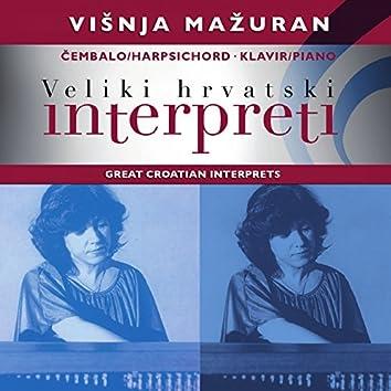 Veliki Interpreti: Višnja Mažuran