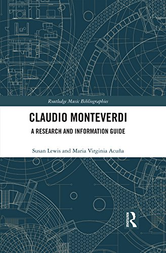 Claudio Monteverdi: A Research and Information Guide (Routledge Music Bibliographies) (English Edition)