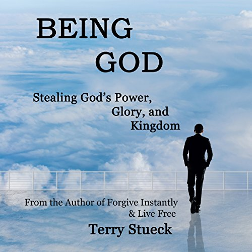 Being God audiobook cover art