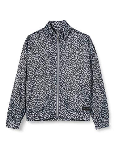 ESPRIT KIDS Mädchen RQ4202503 Outdoor Jacket Jacke, Grau (Anthracite 290), 152 (Herstellergröße: M)