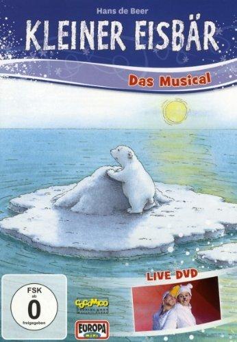 Der kleine Eisbär - Das Musical: Die Live DVD