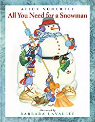 All You Need is a Snowman Children's Book