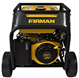 Photo #2: Firman Dual Fuel Generator H05751 7100/5700 Watt Electric Start Propane and Gas Generator